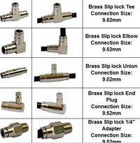 High Pressure System Fittings