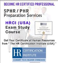 Phr Certification Preparation Services