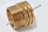 Brass Male Thread Adaptor