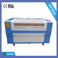 Laser Engraving Cutting Machine in Jinan
