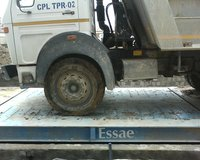 Mobile Axle Weighbridge