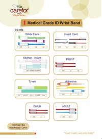 Id Wrist Band