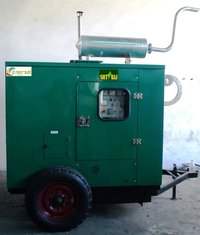 Bio Mass Gasifier System