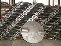 Butterfly Valve Discs Investment Casting