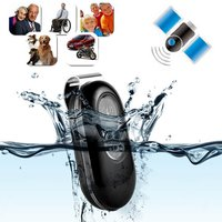 Mini Gps Tracker With Sos Alert And Real-Time Tracking