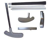 Mini Golf Metal Putter Set