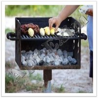 Odorless Bbq Charcoal Briquettes