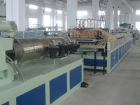 Wpc Foam Board Extruding Machine