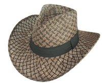2-Tone String Cowboy Hat