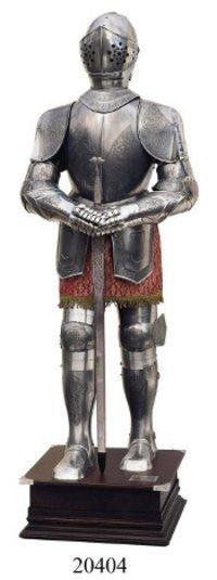 Medieval Full Body Armor Suit