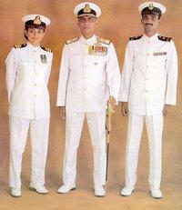 Navy Uniform Fabric