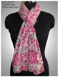 Wool Petch Scarves