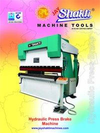 Hydrualic Mechanical Press Brake