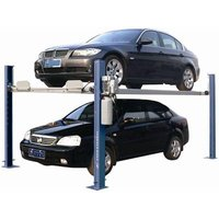 Four Post Parking System 2 Floor