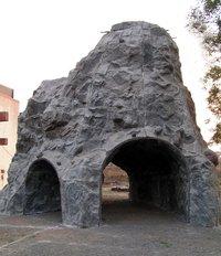 Artificial Rock Work