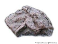 Fiberglass Garden Rock