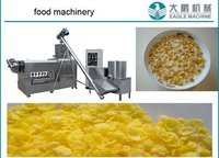Puffed Corn Snack Making Machine