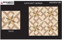 Satin Floor Tile