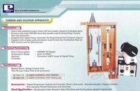 Carbon And Sulphur Determination Apparatus