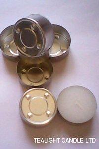 Aluminium Tea Light Cups