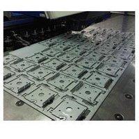 Turret Cnc Sheet Metal Punching Job Work