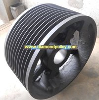 Cast Iron V-Belt Pulley
