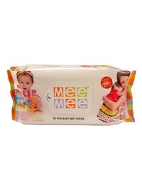 Baby Wet Wipes With Aloe Extracts (Mm-33016)