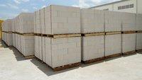 Autoclaved Aerated Concrete Block Plant