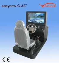 Car Driving Simulator Equipment