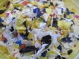 Hdpe Crushed Blow Molding