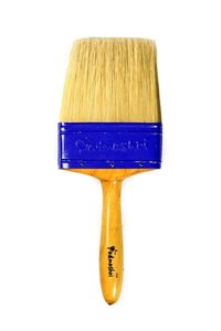 102 Mm Wooden Handle Paint Brush