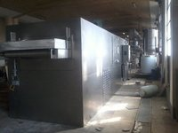 Continuous Food Dryer