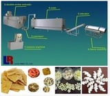Extruded Inflated Snack Production Line