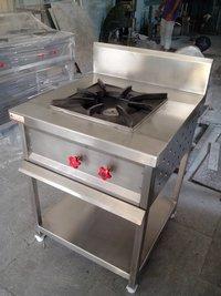 One Burner Cooking Gas Range