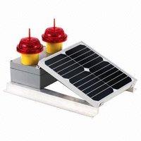 Led Low-Intensity Type B Solar Aviation Light