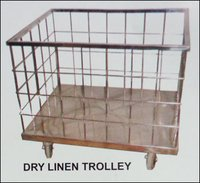 Dry Linen Trolley Table