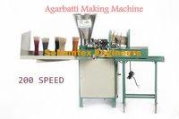 Latest Technology Agarbatti Making Machine
