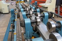 C/Z/U Exchangeable Roll Forming Machine