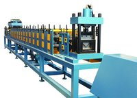 Stud, Track And Channel Roll Forming Machine