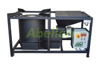 Continuous Feeding Cook Stove