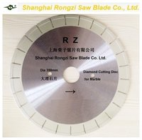 350mm~600mm Diamond Cutting Discs For Marble