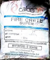 High Alumina Refractory Castable Fire Crete Super
