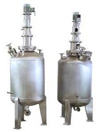 Limpet Coil Jacket Reactor