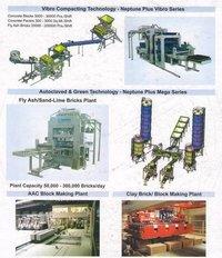 Fly Ash Bricks Manufacturing Machines