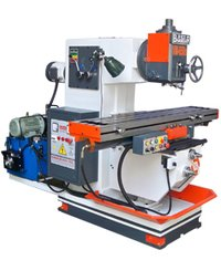 Hydraulic Feed Vertical Milling Machine