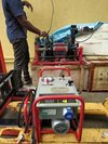 200 Hydraulic Butt Fusion Welding Machine