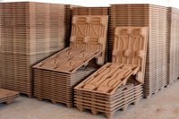 Compressed Wood Pallet