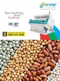 White Peas Sorting Machine