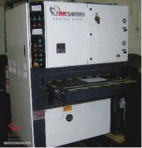 Automatic Deburring Machine For Flat Parts And Sheets