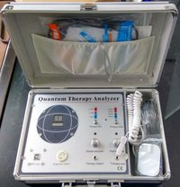 Quantum Magnetic Analyzer With Therapy